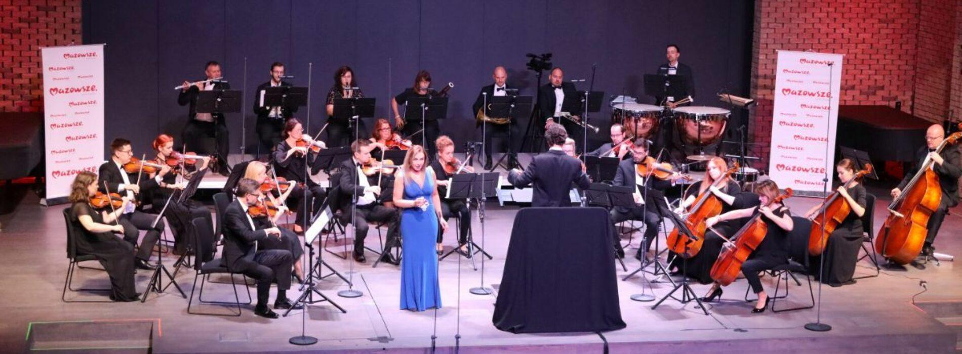 Łomżyńscy Filharmonicy nagrali pierwszą płytę DVD