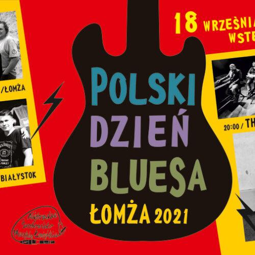 Światowy Dzień Bluesa – koncert w Hali Kultury